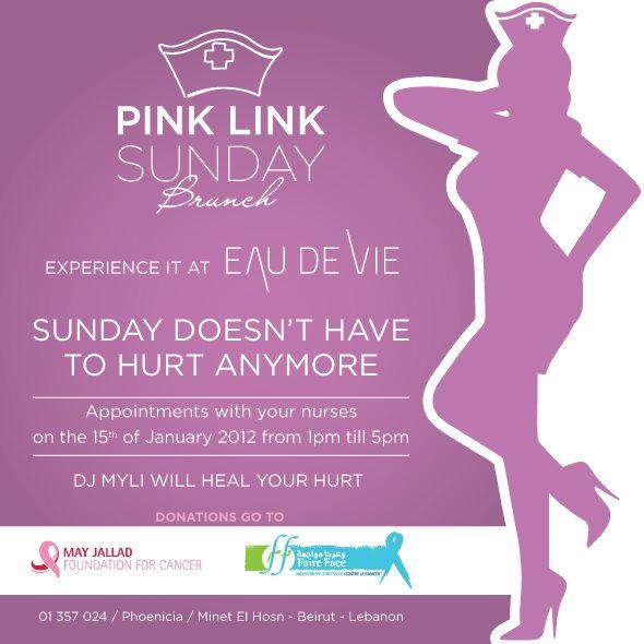 Gathering In Lebanon At PinkLink