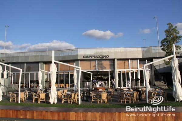 Cappuccino's Grand Opening on Zaitunay Bay