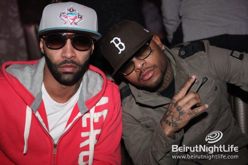 "Joe Budden And Royce Da 59 ""Pump It Up"" at Palais"