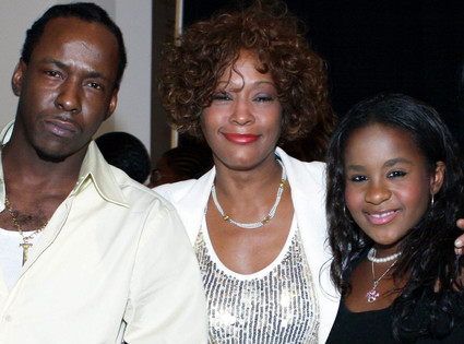 Is Bobby Brown After Ex-wife Whitney's Money?