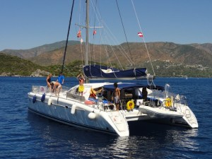 Sail Away to the Greek and Turkish Islands this Summer