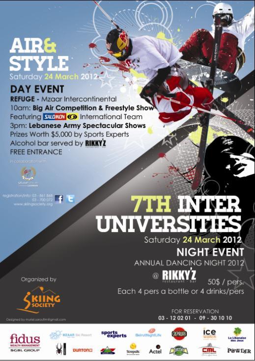 7th Inter Universities
