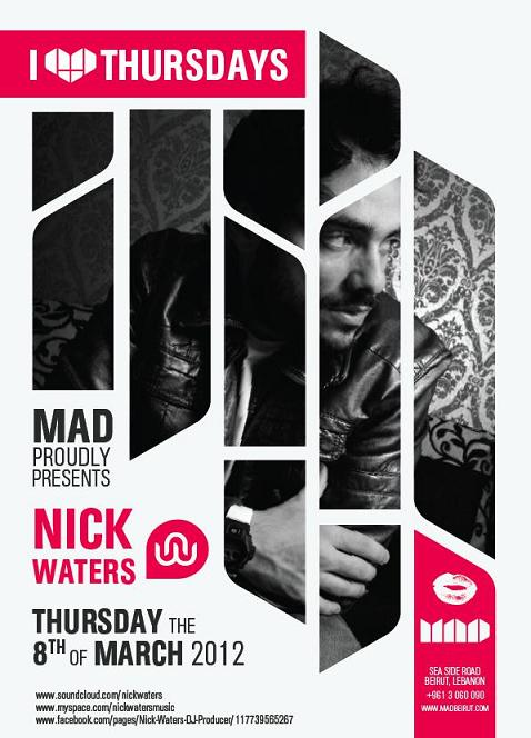 I Love Thursdays Featuring Nick Waters At MAD