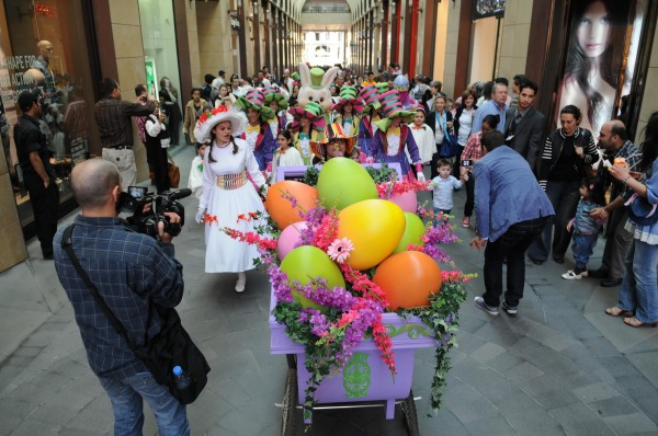 Celebrate Easter at the Beirut Souks!