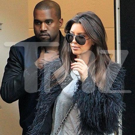 Kanye West and Kim Kardashian are Dating!