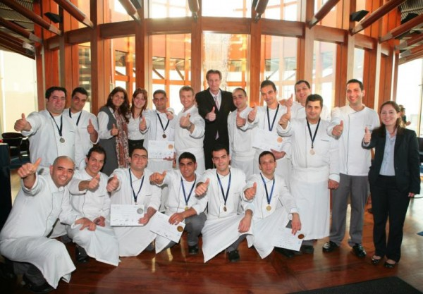 Le Gray Hotel Celebrates Horeca Awards