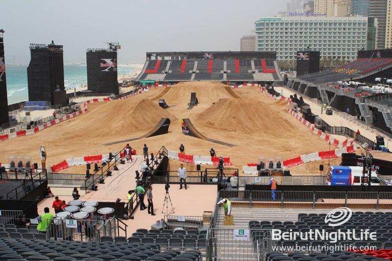 Exclusive BeirutNightLife: Redbull X-Fighters Dubai
