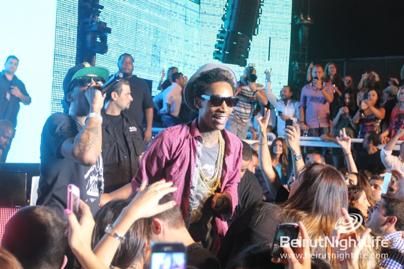 White Beirut Got High with Wiz Khalifa