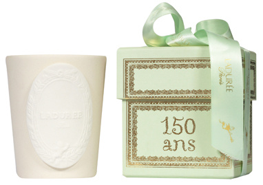 Ladurée Celebrates 150 Years With Limited Edition Candles and Macaroons
