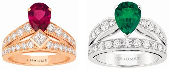 Propose in Style with Chaumet