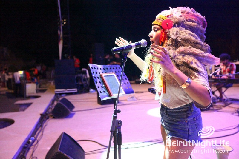 Music Fans Enjoyed Awesome Tunes at the Zouk Mikaël Festival