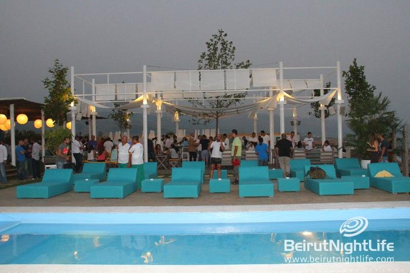 A Sophisticated Way of Beaching: Iris Beach Club