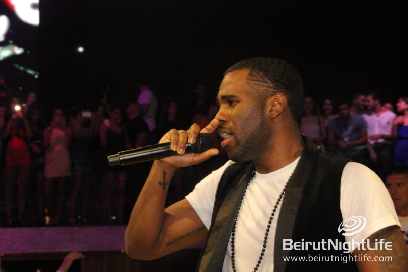 Hip-Hop Superstars Jason Derulo and Jeremih Blew Up Pier 7