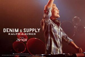 Avicii — The New Face of Ralph Lauren 'Denim & Supply'