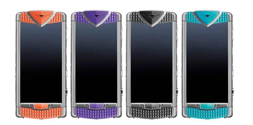 Introducing the VERTU Constellation Smile