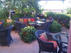 Albergo Roof: Dine in the Sunshine on a Beautiful Beirut Roof