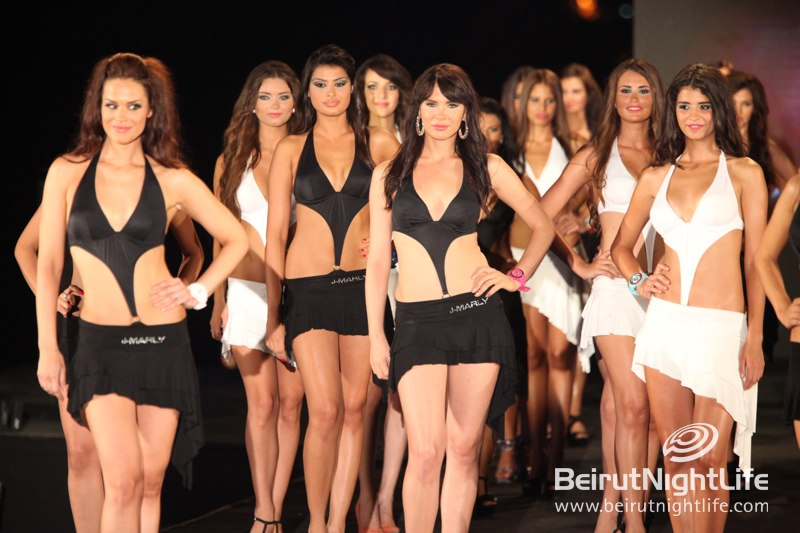 Miss World Next Top Model 2012 is Crowned at Life Beirut