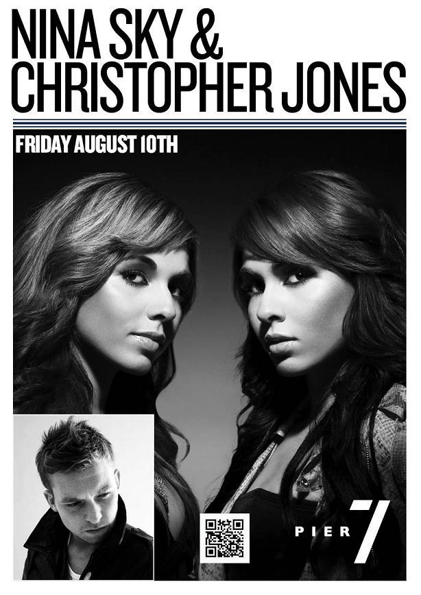 Christopher Jones Live At Pier 7