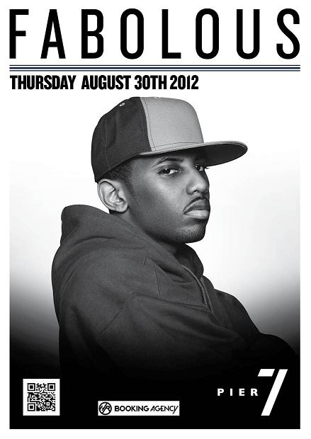 Fabolous Live At Pier 7