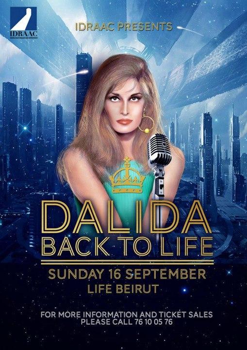 Dalida Back To Life