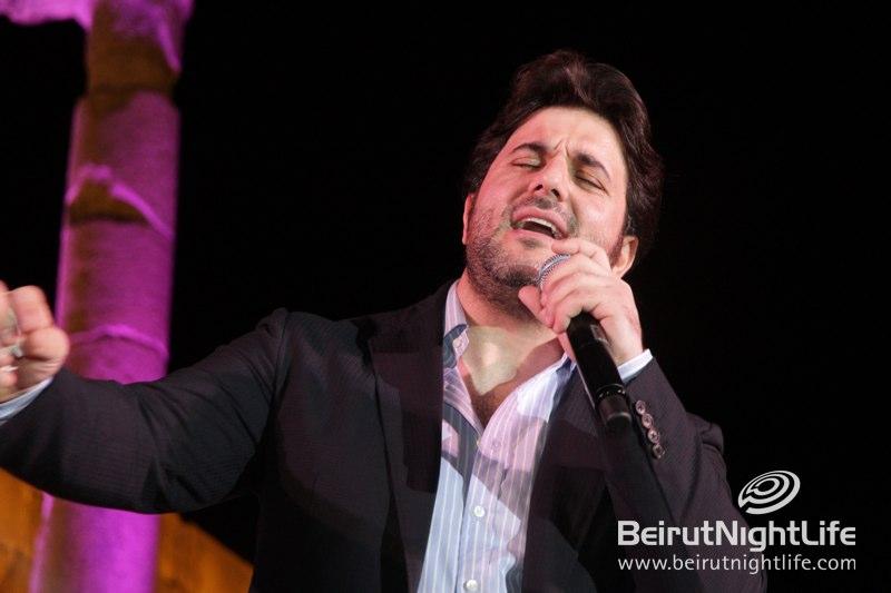 Superstars Melhem Zein and Najwa Karam Give Faqra a Night to Remember