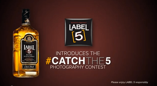 Catch 5 on Instagram and Win a Tip to NYC with Label 5!