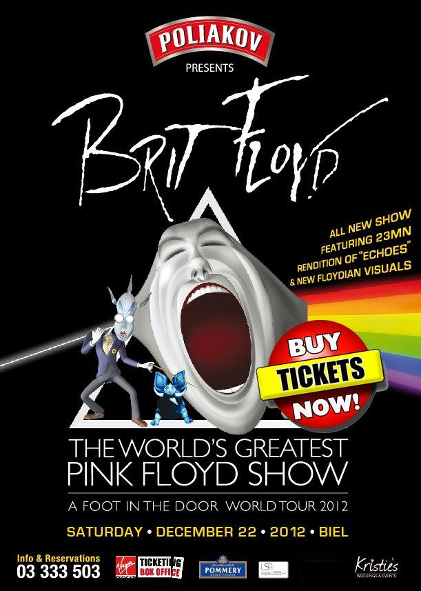 The Brit Floyd Live In Beirut