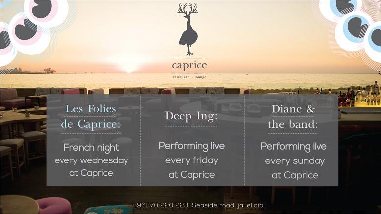 Deep Ing Live At Caprice