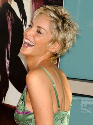 Sharon Stone Hospitalized in Italy