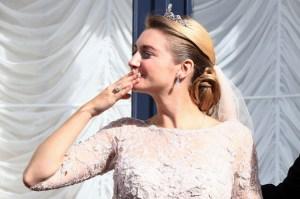 Elie Saab's Stunning Royalty Dress