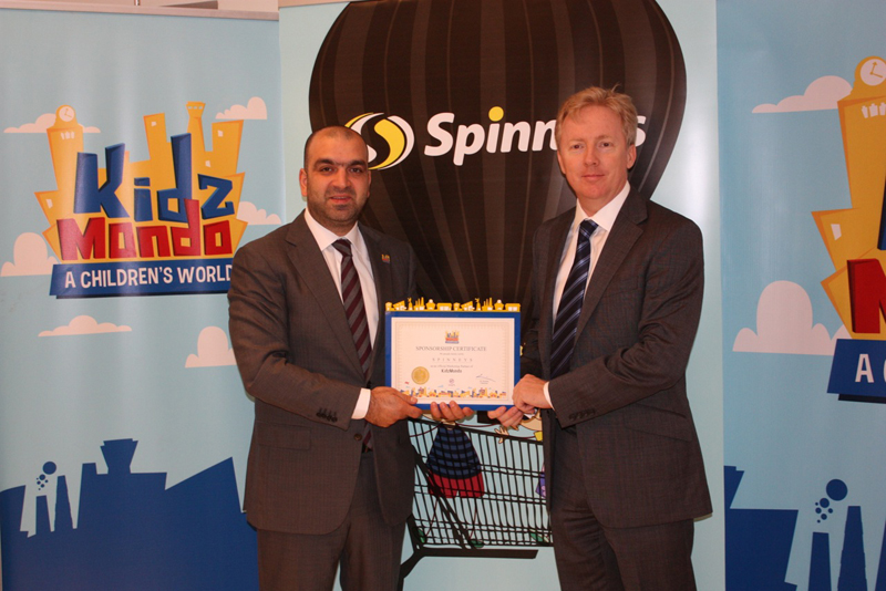 KidzMondo and Spinneys launch a new collaboration