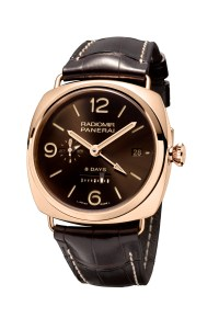 Radiomir 8 Days GMT ORO ROSSO – 45 MM  Special Edition