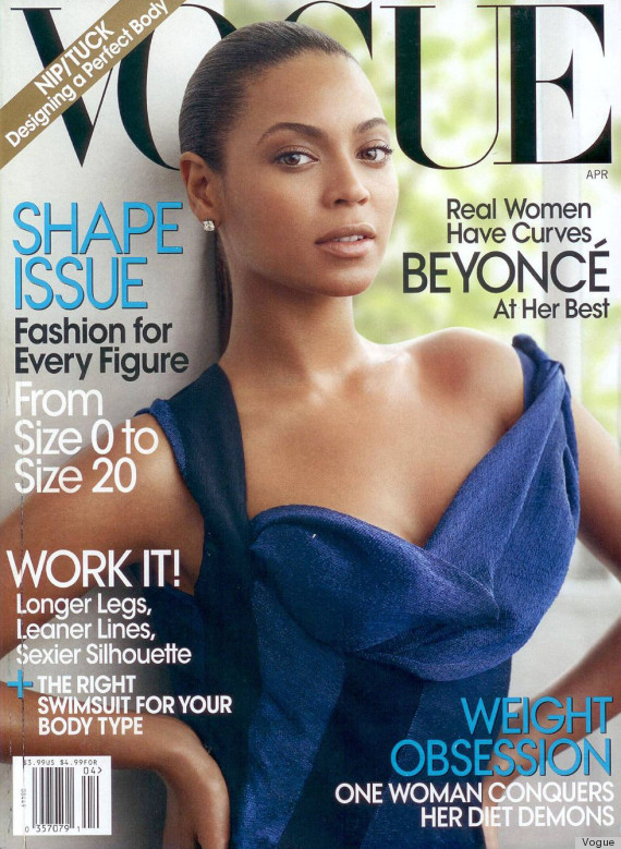 Beyonce Vogue Cover Coming In March 2013, Rumor Has It