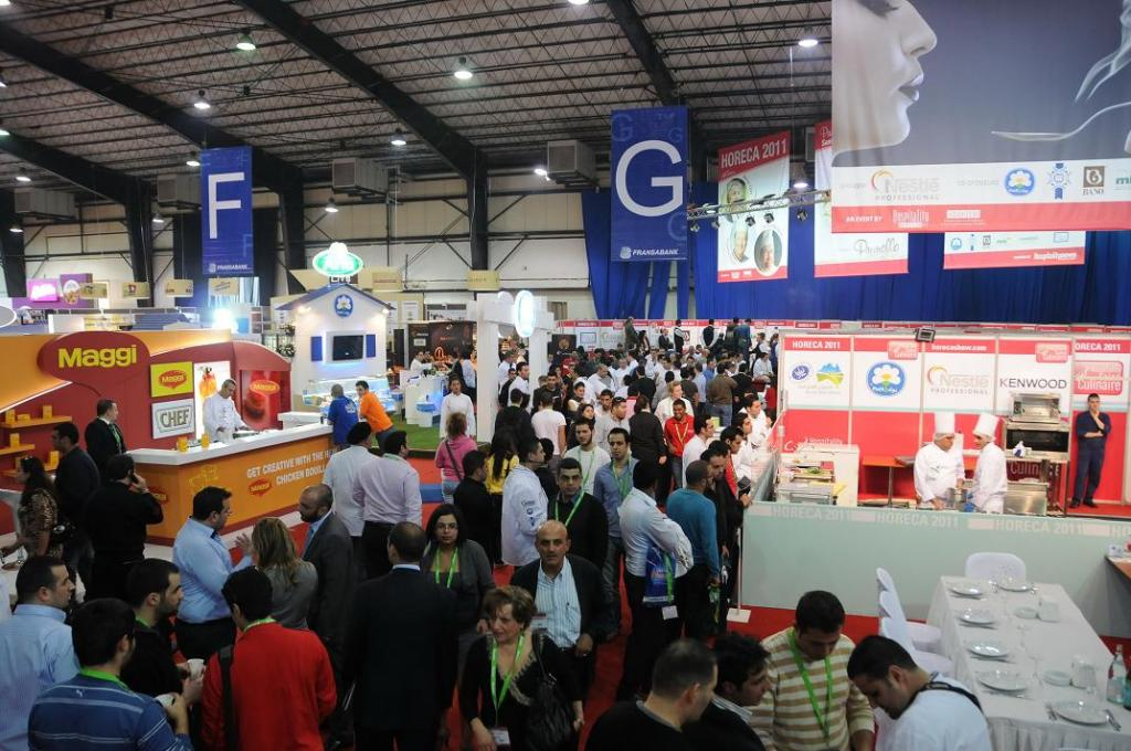 HORECA 2013 anticipates unprecedented attendance for its 20th anniversary promoting Beirut Capital of Taste