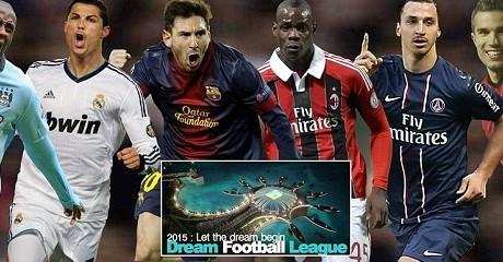 Will Qatar fund a European Dream Football League?