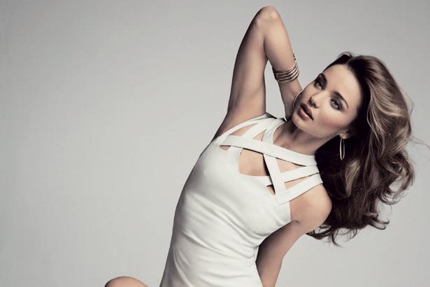 Miranda Kerr Looks hot in Mango shoot