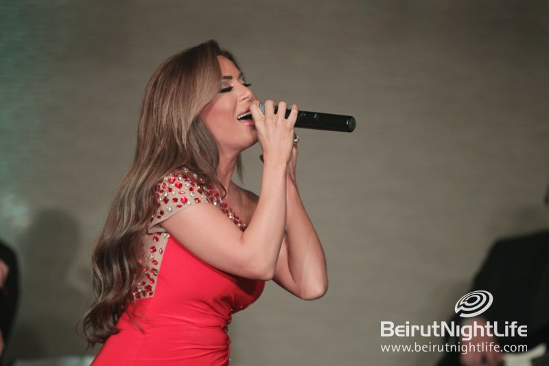Naji Osta and Viviane Mrad Give a Shining Concert
