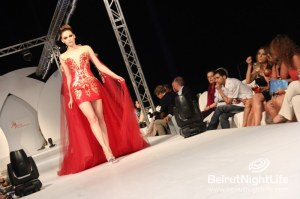 Riviera's Scorching Summer Fashion Show by L.I.P.S