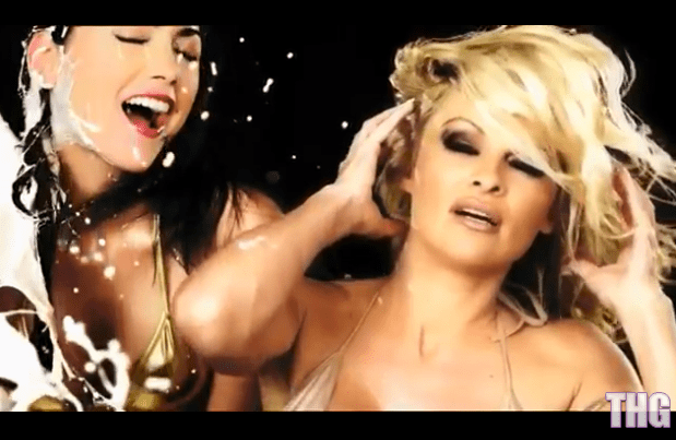 """Pamela Anderson Ad Pulled in Great Britain, Deemed """"Sexist, Degrading"""""""