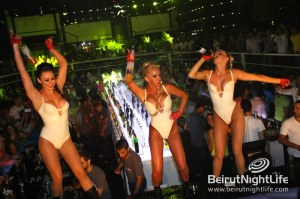 Girls Roc Gone Wild at BLVD 44!