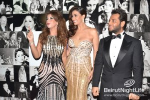 Murex D'or 2013 Awards at Casino Du Liban