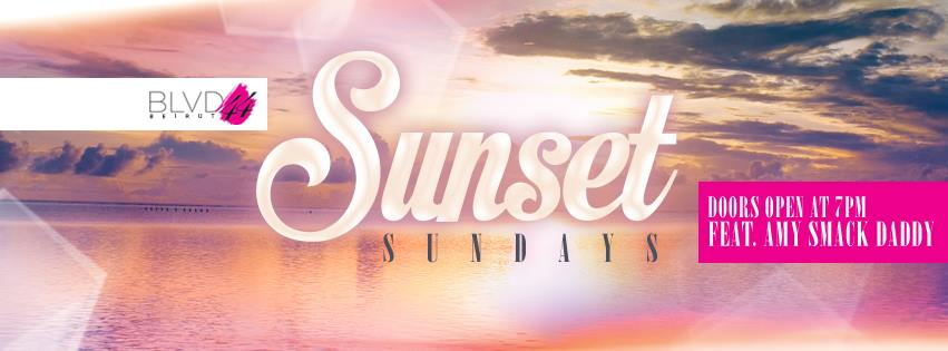 Sunset Sundays at BLVD 44