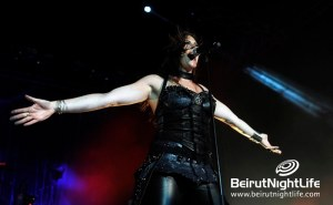 Nightwish iconic concert at Byblos Festival 2013