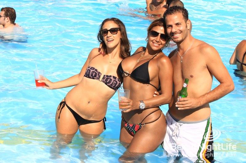 lebanon sexy beach women