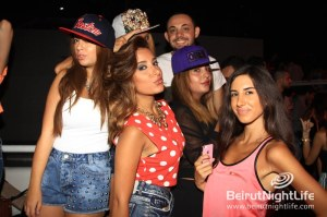 On Wednesdays it's Time to YOLO at White Beirut!