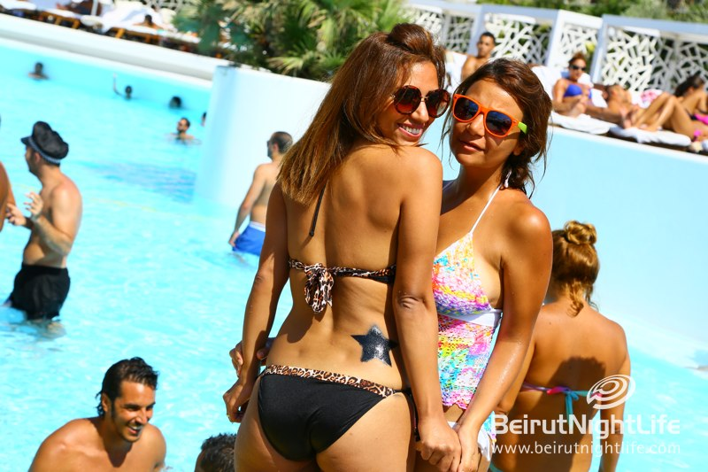 Riviera's Sexy 911 Beach Party on Saturday