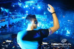 DJ Cedric Gervais Invades White on Friday Night