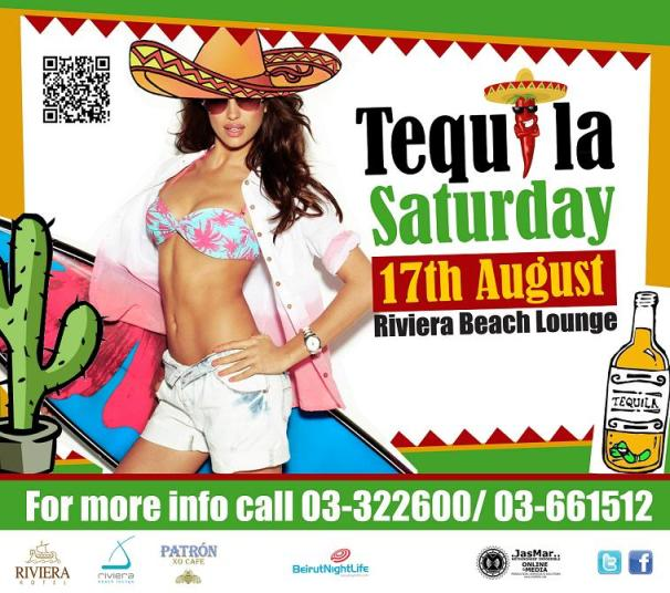 tequila-saturday