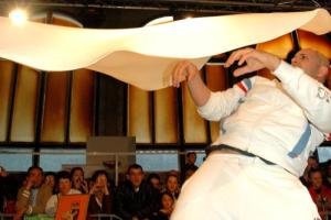 One on One With Acrobatic Pizza Chef Pasqualino Barbasso