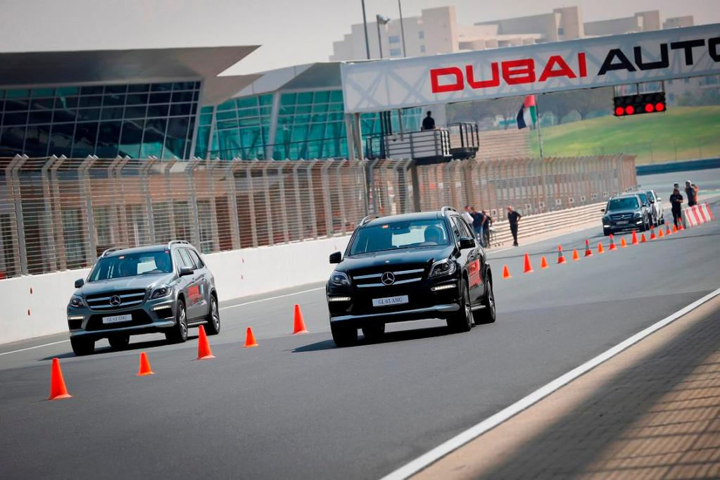 Mercedes-Benz celebrates the Dynamic New Luxury SUV Range